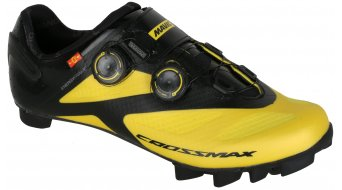 Mavic Crossmax SL Ultimate Crocsatlakozó-Country-cipő yellow Mavic/black/black