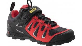 Mavic Crossride Elite Cross-Mountain-zapatillas Señoras-zapatillas grey/papaya/negro