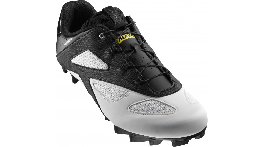 Mavic Crossmax MTB(山地)-鞋 男士-鞋 型号 42 (8) black/white/black