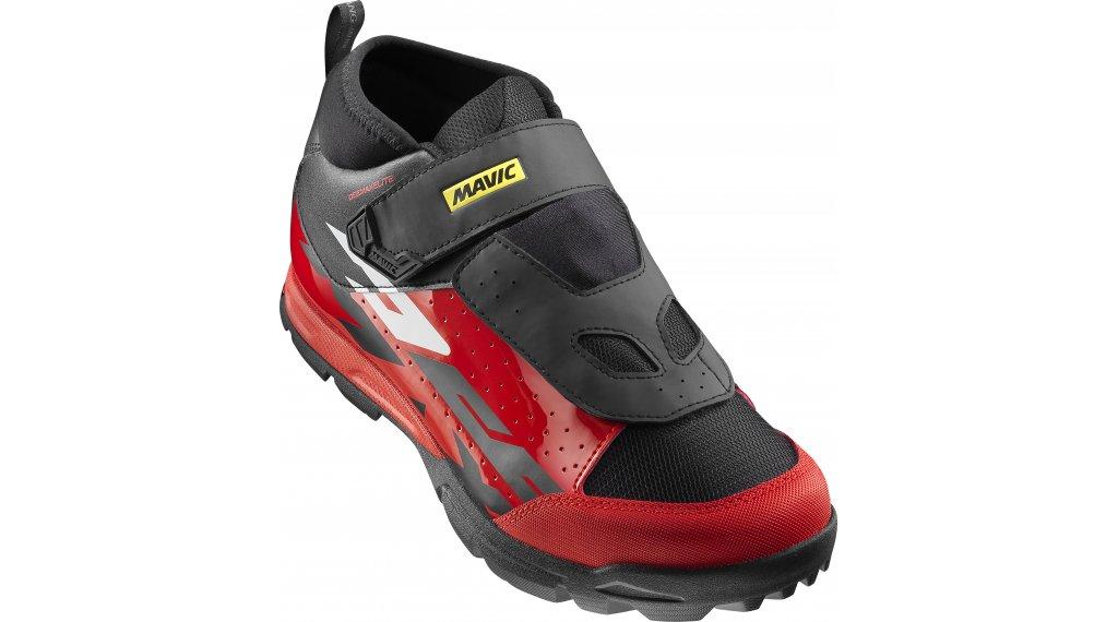 Mavic Deemax Elite MTB(山地)-鞋 男士 型号 38 2/3 (5.5) black/fiery red/black