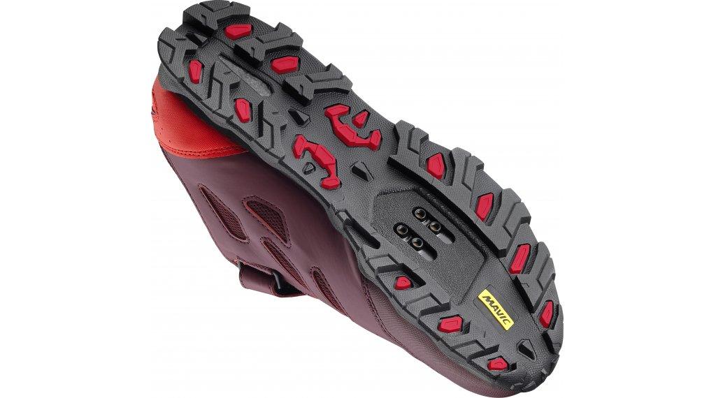 ee4583e8930 Mavic Echappée Trail Elite MTB-dámské boty velikost 40 2 3 (7)  fig hibiscus black