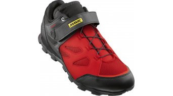 Mavic XA Elite MTB cipő red/black