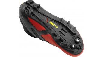Mavic Crossmax Elite CM Winter MTB-Schuhe Herren Gr. 41 1/3 (7.5) black/fiery red