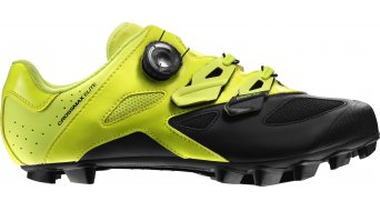 Mavic Crossmax Elite MTB(山地)-鞋 男士 型号 38 2/3 (5.5) safety yellow/black/black