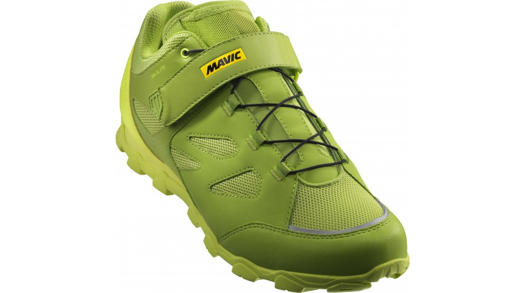 Mavic XA Elite MTB(山地)-鞋 型号 43 1/3 (9) 青柠色 green/safety yellow