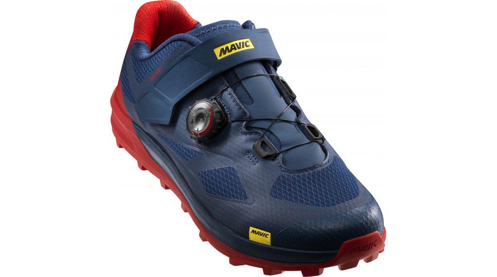 Mavic XA PRO MTB(山地)-鞋 型号 38 2/3 (5.5) majolica blue/fiery red