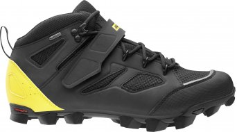 Mavic XA Pro H2O GTX® Winter MTB-scarpe da uomo mis. 46 (11) black/yellow Mavic/black