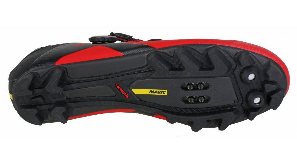 new concept f13d6 61589 Mavic Crossmax Elite CM Winter MTB-scarpe da uomo mis. 40 2/3 (7)  black/fiery red/black