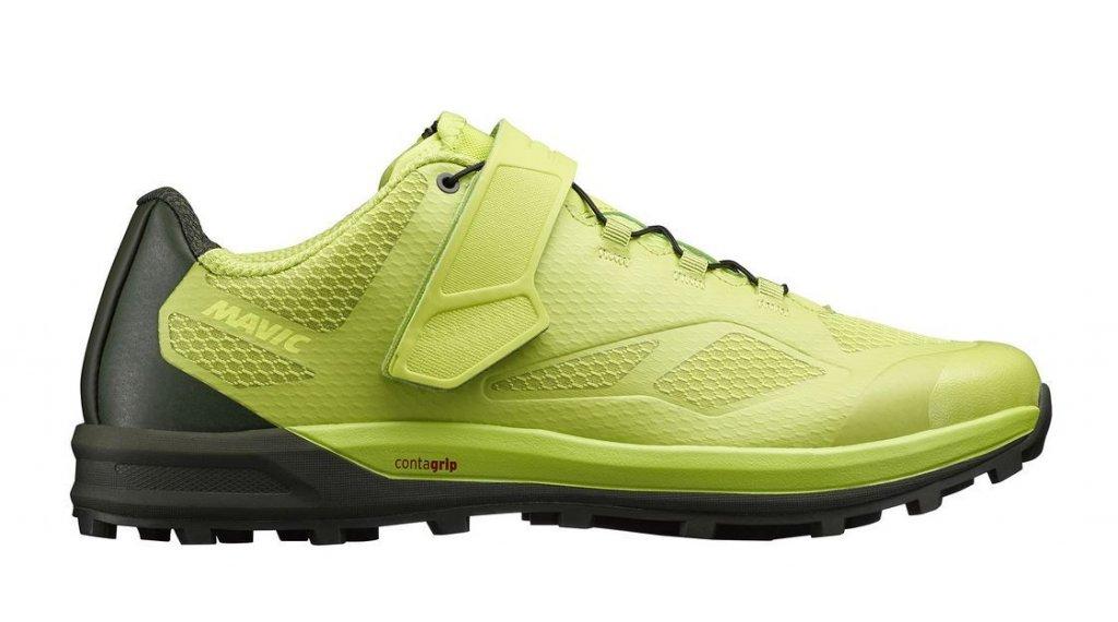 Mavic XA Elite 2 MTB(山地)-鞋 男士 型号 42 (8) 青柠色 green/duf/duf