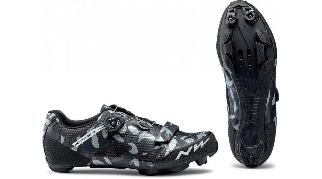 Northwave Razer MTB-Schuhe Gr. 41.0 camo black