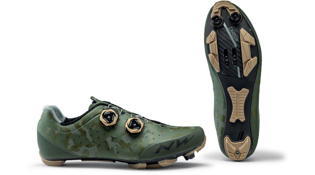 Northwave Rebel 2 MTB(山地)-鞋 男士 型号 36.0 camo green