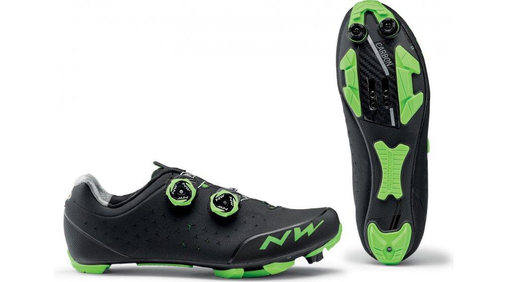 Northwave Rebel 2 MTB(山地)-鞋 男士 型号 36.0 black/green