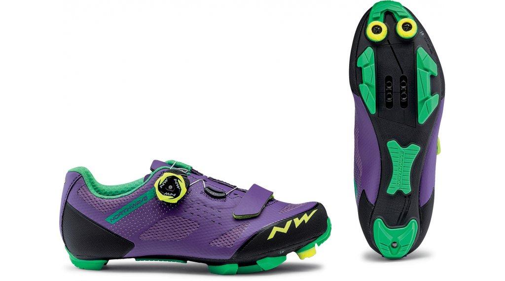 Northwave Razer MTB-Schuhe Damen Gr. 36.0 violet