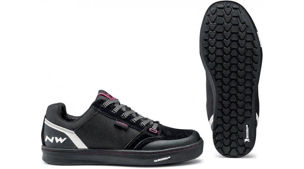 Northwave Tribe MTB-Schuhe Damen Gr. 38.0 black/fuchsia