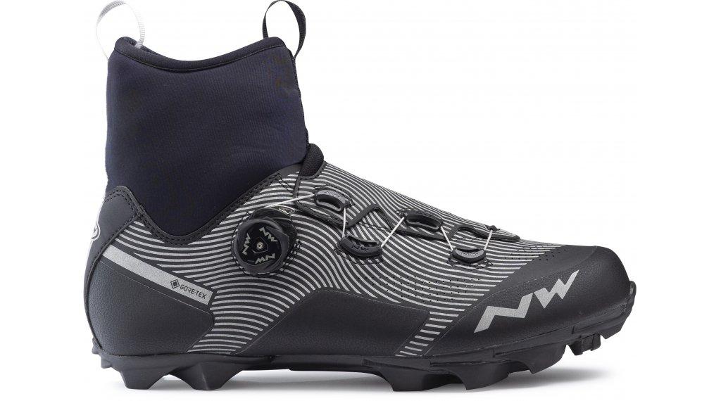 Northwave Celsius XC GTX MTB-zapatillas tamaño 37.0 negro/reflective