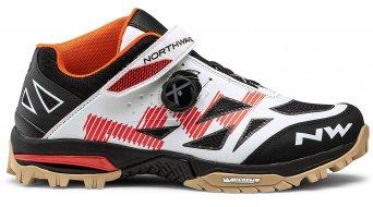 Northwave Enduro Mid MTB-Schuhe Herren Gr. 42.0 off white/orange