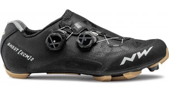 Northwave Ghost XCM 2 MTB-zapatillas Caballeros tamaño 41.0 negro/honey