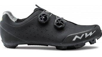 Northwave Rebel 2 MTB-zapatillas Caballeros tamaño 41.0 negro