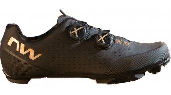 Northwave Rebel 3 Gold MTB-zapatillas Caballeros negro/dorado