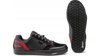 Northwave Tribe MTB-Schuhe Herren Gr. 40.0 black/red