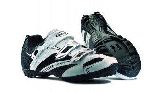 Northwave Fondo SRS Touring zapatillas tamaño 38 blanco/negro