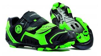 Northwave Nirvana MTB zapatillas tamaño 43.5 negro/fluo verde