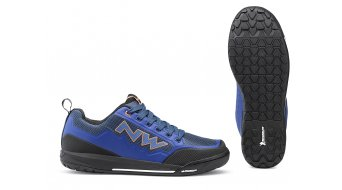 Northwave Clan MTB-Schuhe Gr. 36.0 blue/orange