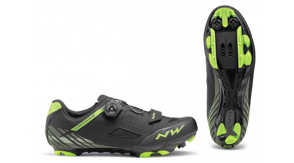 Northwave Origin Plus MTB(山地)-鞋 型号 36.0 black/green