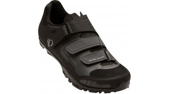 Pearl Izumi All-Road V4 zapatillas Caballeros negro/shadow grey