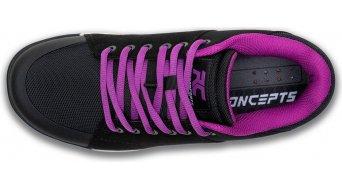 Ride Concepts Livewire Flatpedal MTB-Schuhe Damen Gr. 40.0 black/purple