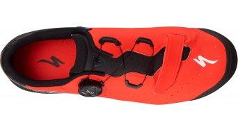 Specialized Recon 2.0 MTB-zapatillas tamaño 42.0 rocket rojo