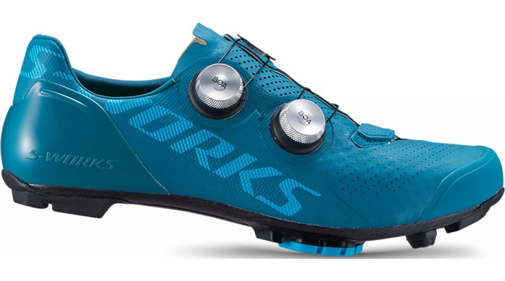Specialized S-Works Recon MTB-Schuhe Gr. 37.0 dusty turquoise
