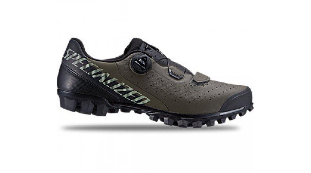 Specialized Recon 2.0 MTB-zapatillas tamaño 39.0 oak verde