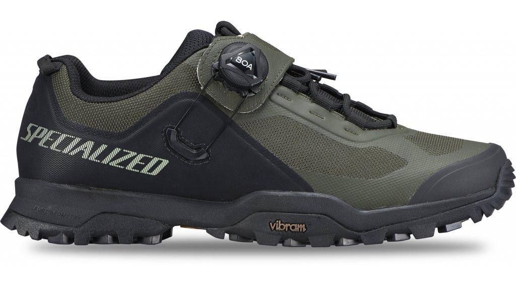 Specialized Rime 2.0 MTB-Schuhe Gr. 43.0 oak green