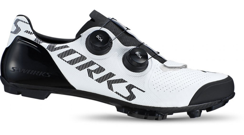 Specialized S-Works Recon MTB-Schuhe Gr. 45.5 white