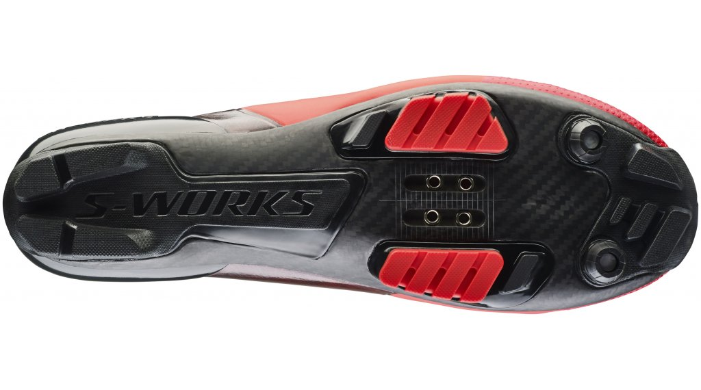 Specialized S-Works 6 XC MTB- shoes size 41 red black 2018 0ea31ae51b