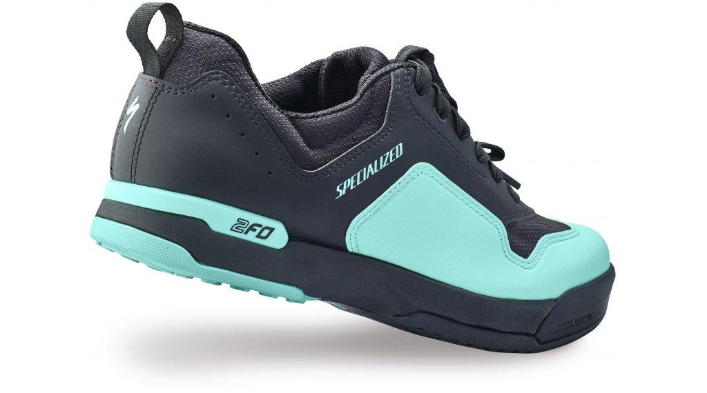 Specialized 2FO clip lite Lace scarpe da MTB da donna mis. 36  black turquoise 08e7d6e5f76