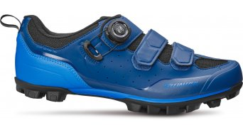 Specialized Comp MTB-zapatillas deep azul/cyan Mod. 2018