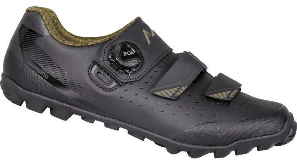 Shimano SH-ME400 SPD MTB-Schuhe Gr. 47.0 black/olive