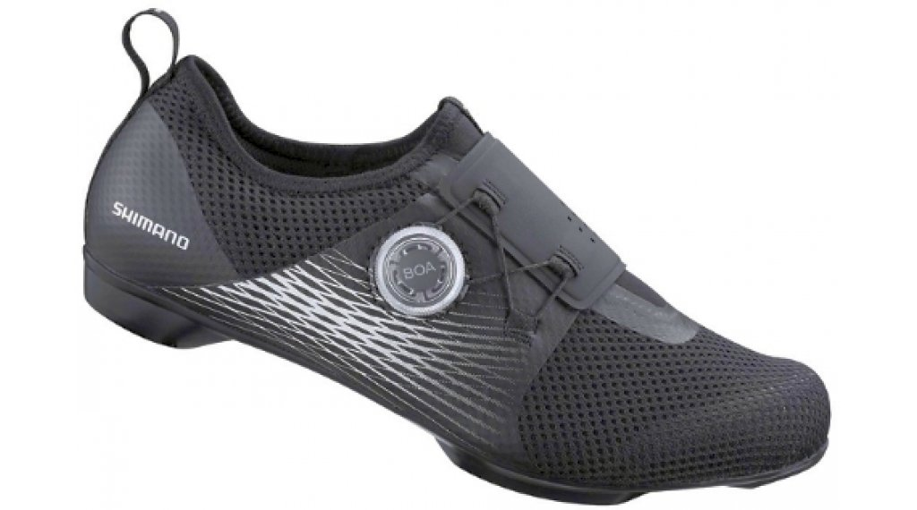 Shimano SH IC500 SPD Indoor Cycling shoes ladies size 36.0 black
