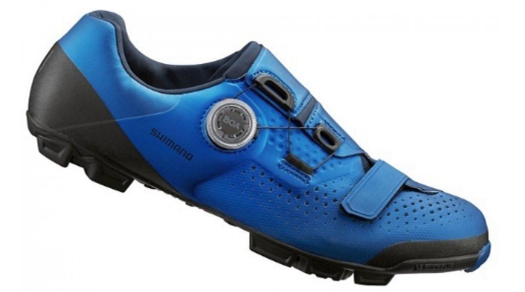 Shimano SH-XC501 SPD XC/MTB-Schuhe Herren Gr. 38.0 blue