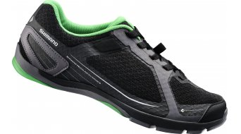 Shimano SH-CT41L ClickR zapatillas Country-Touring MTB-zapatillas negro(-a)