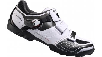 Shimano SH-M089W SPD zapatillas MTB-zapatillas blanco(-a)