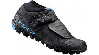 Shimano SH-ME7L SPD scarpe da MTB . nero