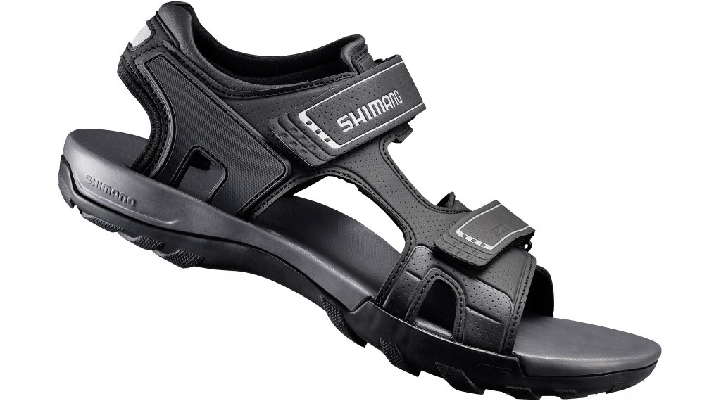 Shimano SH-SD5 SPD Mountain-Touring Sandalen Gr. 39/40 black