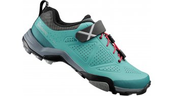 Shimano SH-MT5W SPD MTB shoes ladies size 42 viridian green