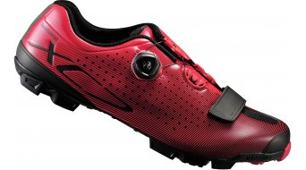 Shimano SH-XC7R SPD zapatillas MTB-zapatillas rojo(-a)
