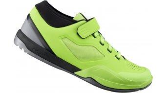 Shimano SH-AM7 SPD MTB-Schuhe Gr. 40.0 lime green