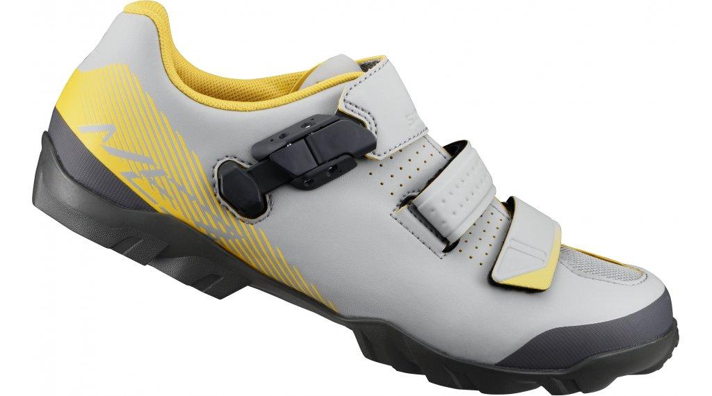 Shimano SH-ME3 SPD MTB Schuhe Gr. 40 grey yellow