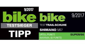 Shimano SH-ME7 SPD MTB Schuhe Gr. 39 grey